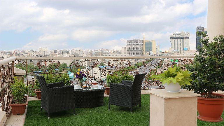 هتل بین المللی قصر طلایی 7