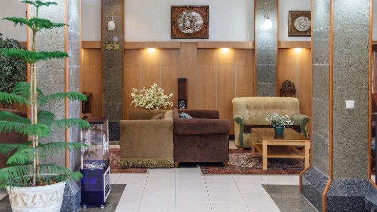 HOTEL AFTABE SHARGH KISH