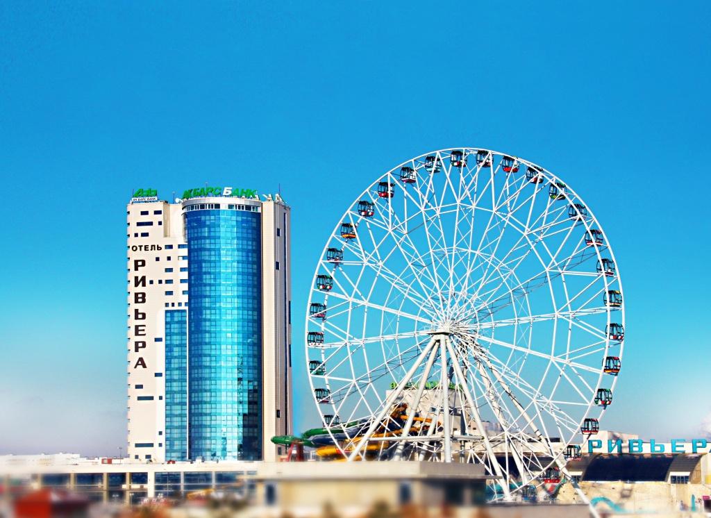 """Hotel """"Riviera"""" - Panoramic view floor"""