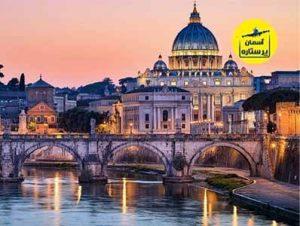 تور ایتالیا فرانسه اسپانیا تابستان