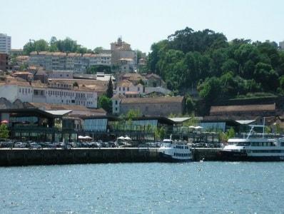 اسکله ریبیرا پرتغال