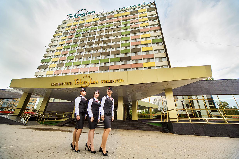 TATARESTAN HOTEL