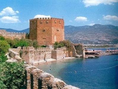 قلعه رومیان آنتالیا