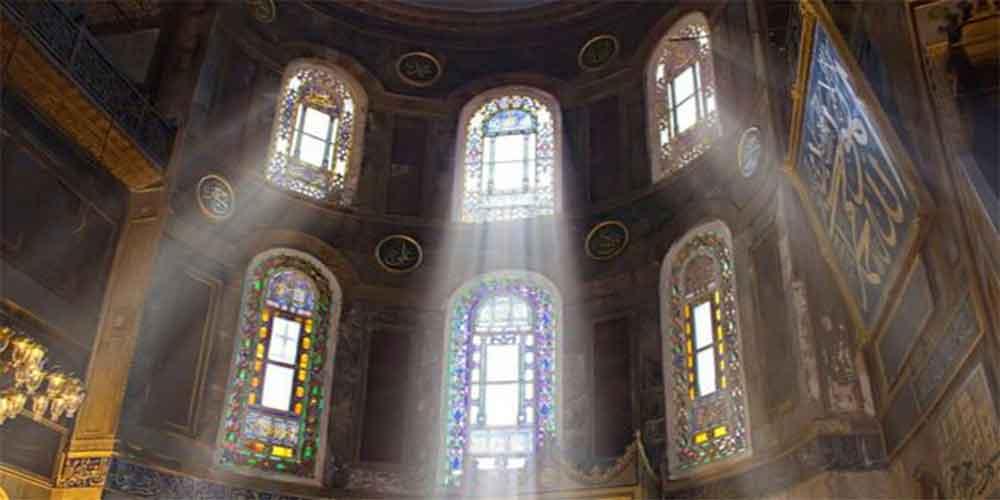 ویژگی موزه مسجد ایا صوفیه استانبول