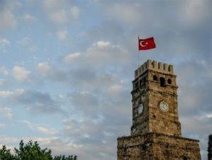 برج ساعت آنتالیا