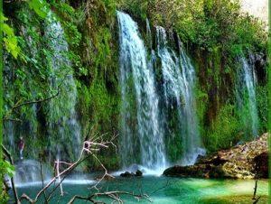 آبشارهای دودن آنتالیا