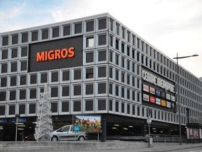 مرکز خرید میگروس آنتالیا