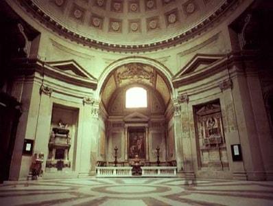 حمام های دیوکلسین رم