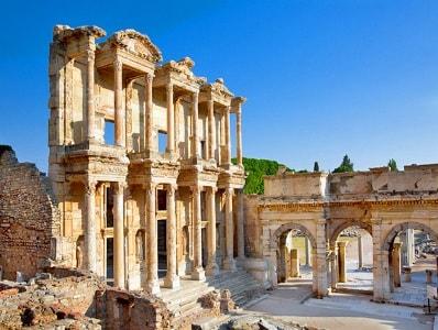 معبد آرتمیس در شهر افه سوس کوش آداسی