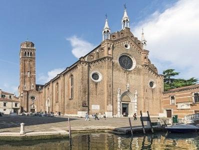 کلیسای سانتا ماریا گلوریوسای فراری ونیز