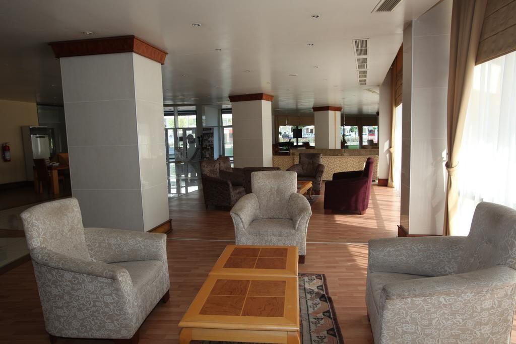 امکانات هتل سندر Cender آنتالیا