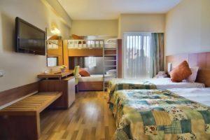 واحدهای اقامتی هتل Limak Limra آنتالیا