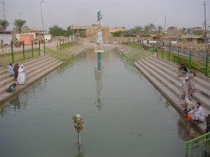 نهر علقمه کربلا