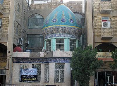 مرقد ابن فهد حلی کربلا