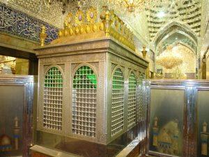 آرامگاه حبیب بن مظاهر کربلا