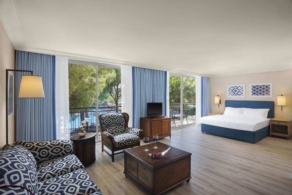 اتاق های هتل آیس گرین پالاس Ice Green Palace