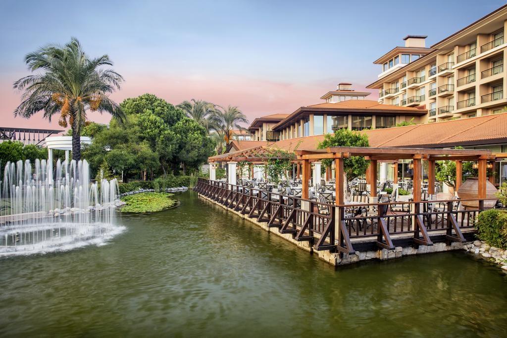 امکانات رفاهی هتل پنج ستاره ی Ice Green Palace