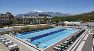 امکانات هتل رویال تاورز ریزورت ROYAL TOWER RESORT آنتالیا