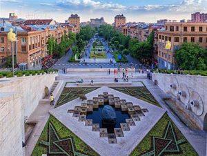 تور ارمنستان زمستان 97