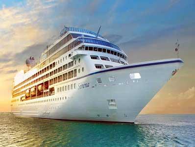 تور کشتی کروز10روزه امریکای لاتین 15شهریور 97