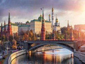 تور مسکو | سنت پترزبورگ پرواز ایران ایر