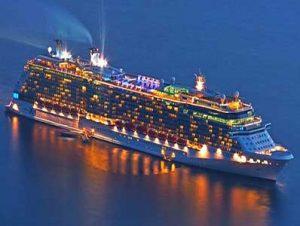 تور اروپا با کشتی کروز تابستان 98