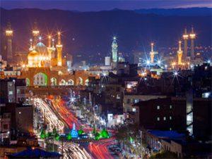 تور مشهد هتل نزدیک حرم