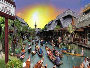 تور پاتايا تايلند