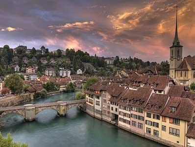 تور سوئیس آلمان نوروز 98