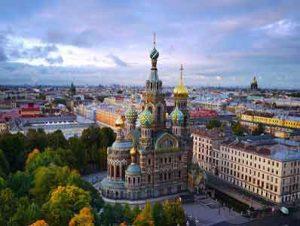 تور مسکو | سنت پترزبورگ پرواز نوردویند 23شهریور