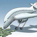 ایرلاینها ارز دولتی را کجا هزینه کردهاند؟ دفاع عجیب هواپیمایی کشوری از افزایش قیمت بلیت هواپیما