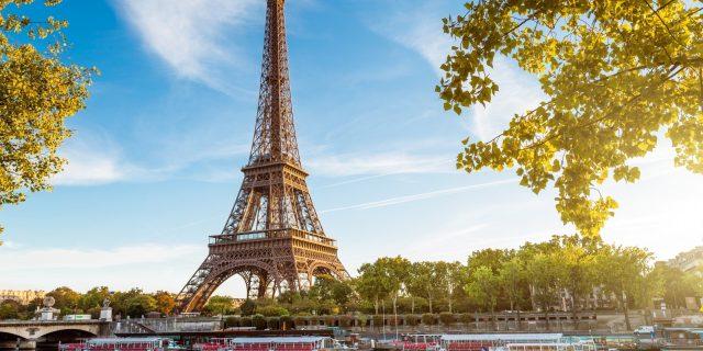 آشنایی مختصر با پاریس در تور نوروز 98