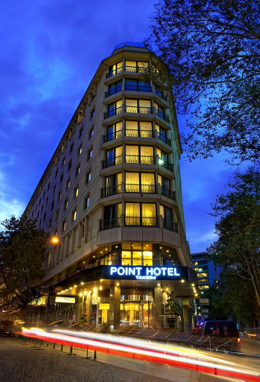 اقامتی دلچسب در هتل پوینت استانبول