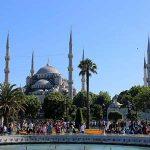 کاهش ارزش لیر، گردشگران خارجی ترکیه را افزایش داد