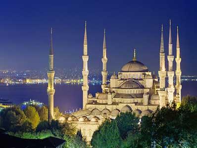 تور استانبول 3 شب و4 روز