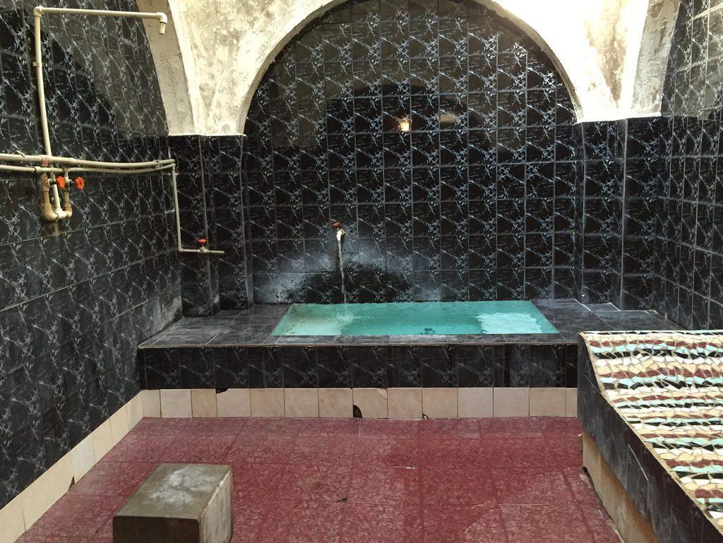 حمام های سولفوریک تفلیس