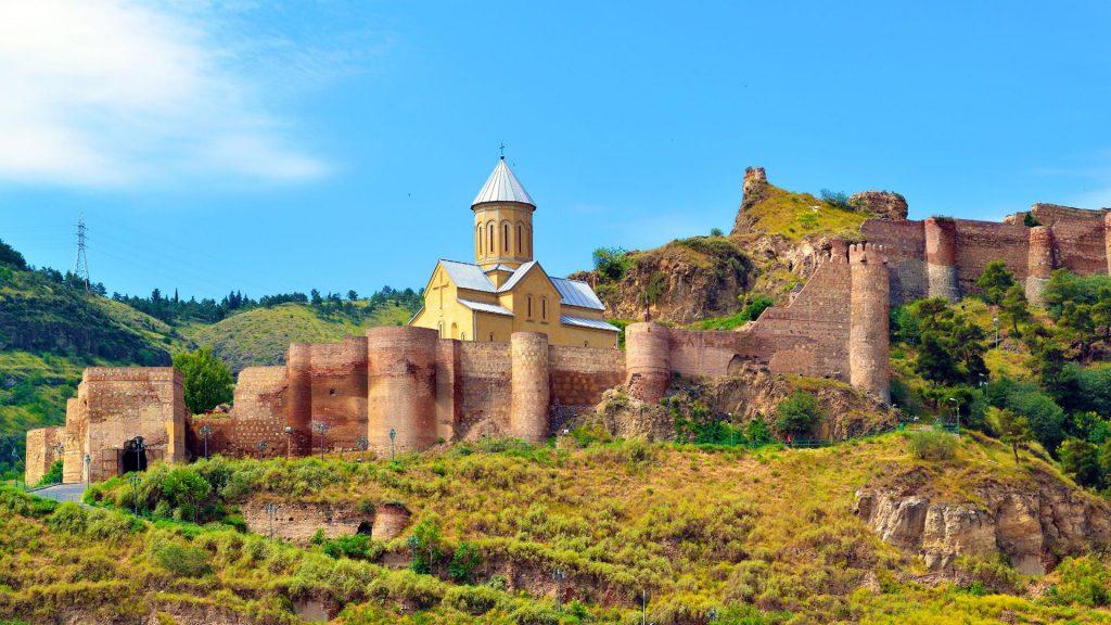 درباره قلعه ناریکالا
