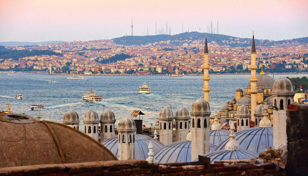 در تور آبان 97 استانبول حتما به این مساجد سر بزنید