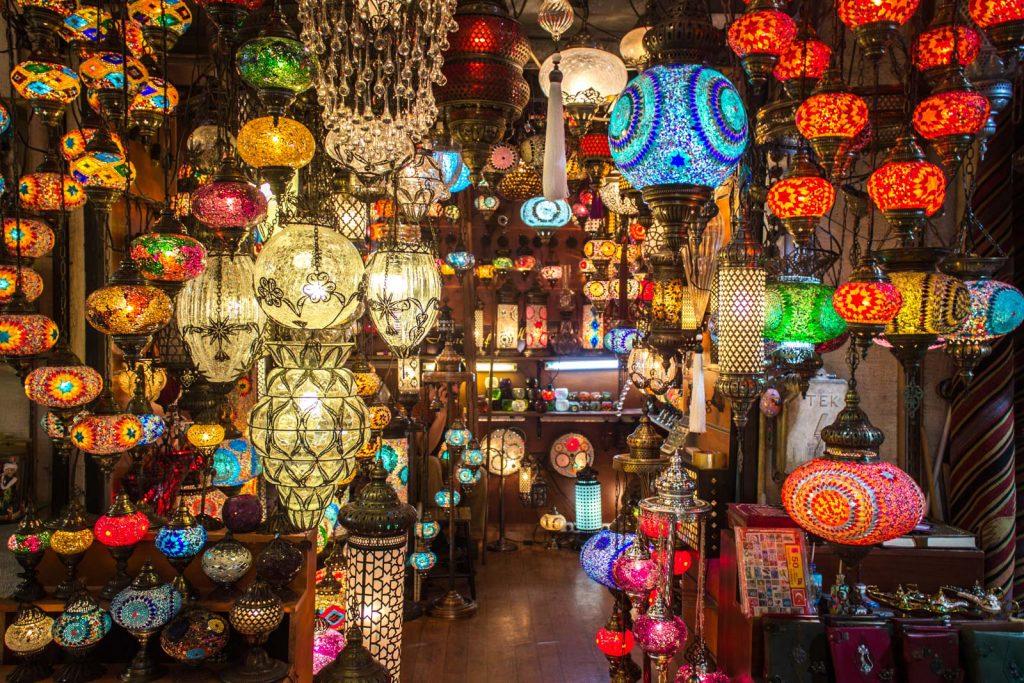 راهنمای خرید در بازار بزرگ استانبول