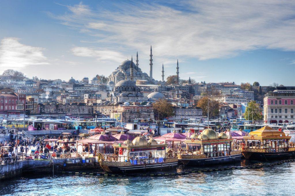راهنمای سفر به استانبول - قسمت اول