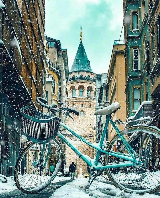 شهر هفت تپه هزار افسانه استانبول