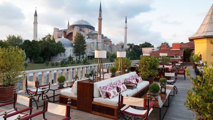 معرفی 5 تا از بهترین هتل های استانبول