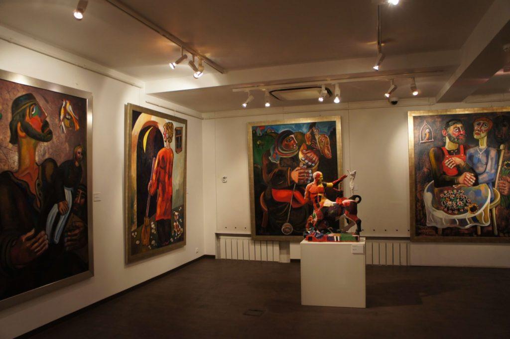 موزه هنرهای زیبا تفلیس