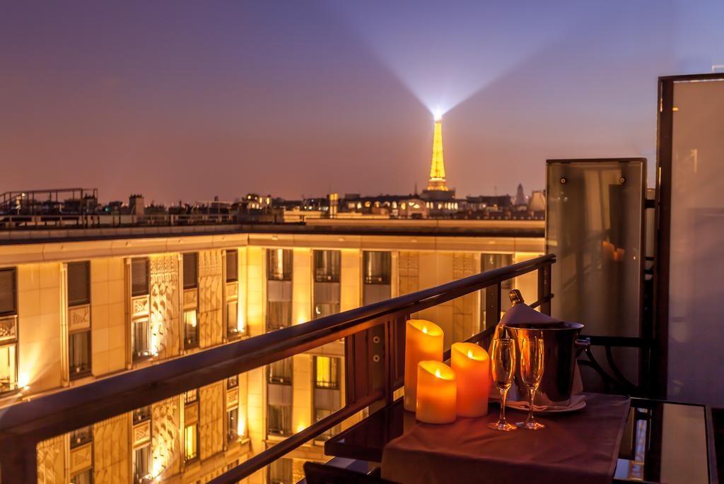 هتل دوکلکسیونر دترمیف هتلی پنج ستاره در قلب پاریس