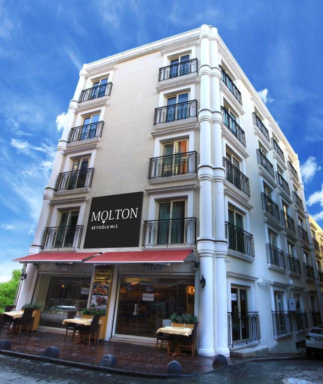 هتل مولتون بیوگلو از بهترین هتل های سه ستاره استانبول