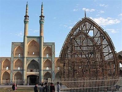 یزد | ظرفیت گردشگری یزد بهدرستی برای توسعه استان استفاده نشده است