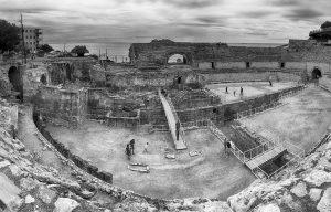 آمفی تئاتر رومی Tarragona
