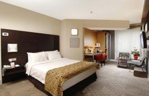 اتاق های هتل نیوپن