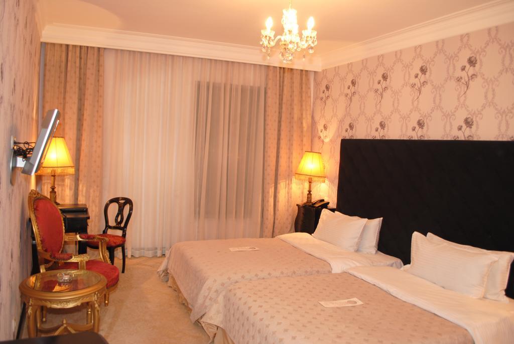 اتاق های هتل Vere Palace