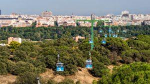بازدید از تم پارک های اسپانیا